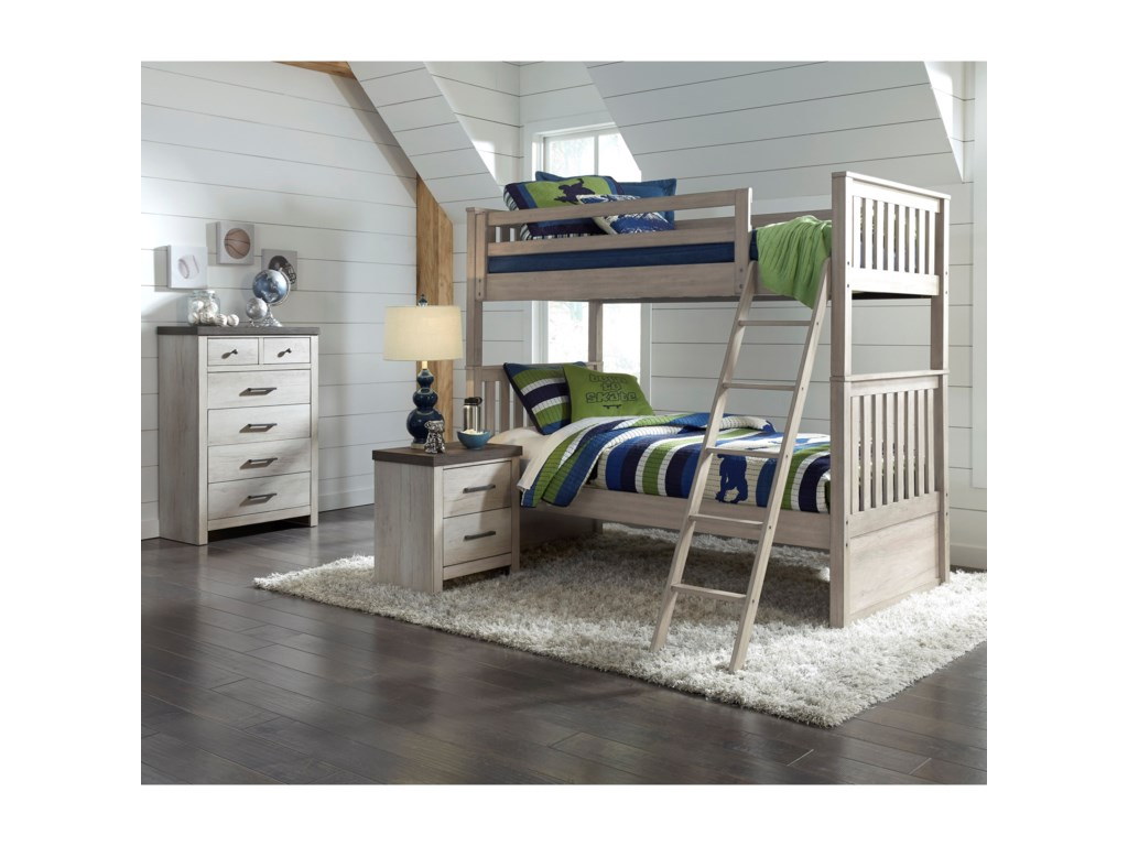 Samuel Lawrence RiverwoodBunk Bed