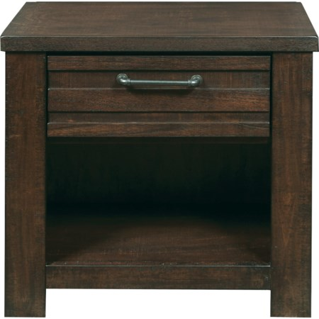 Rutherford Nightstand