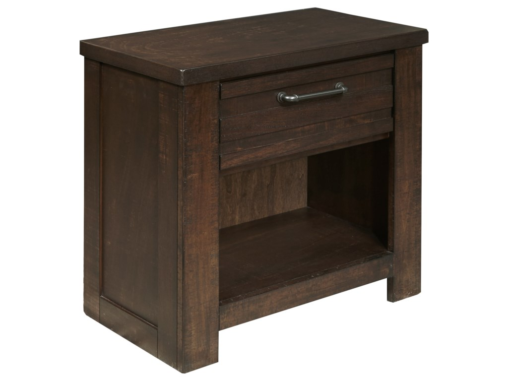 Morris Home Furnishings RutherfordRutherford Nightstand