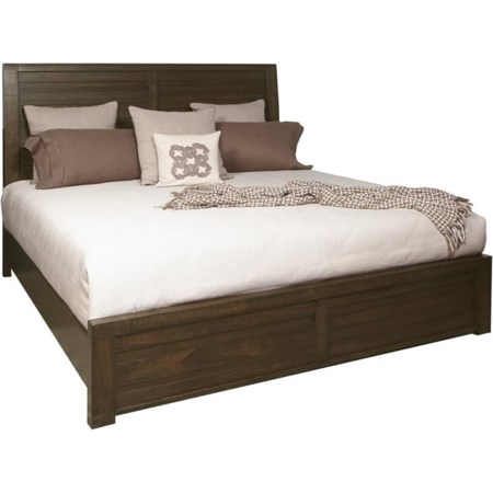 Rutherford Queen Bed