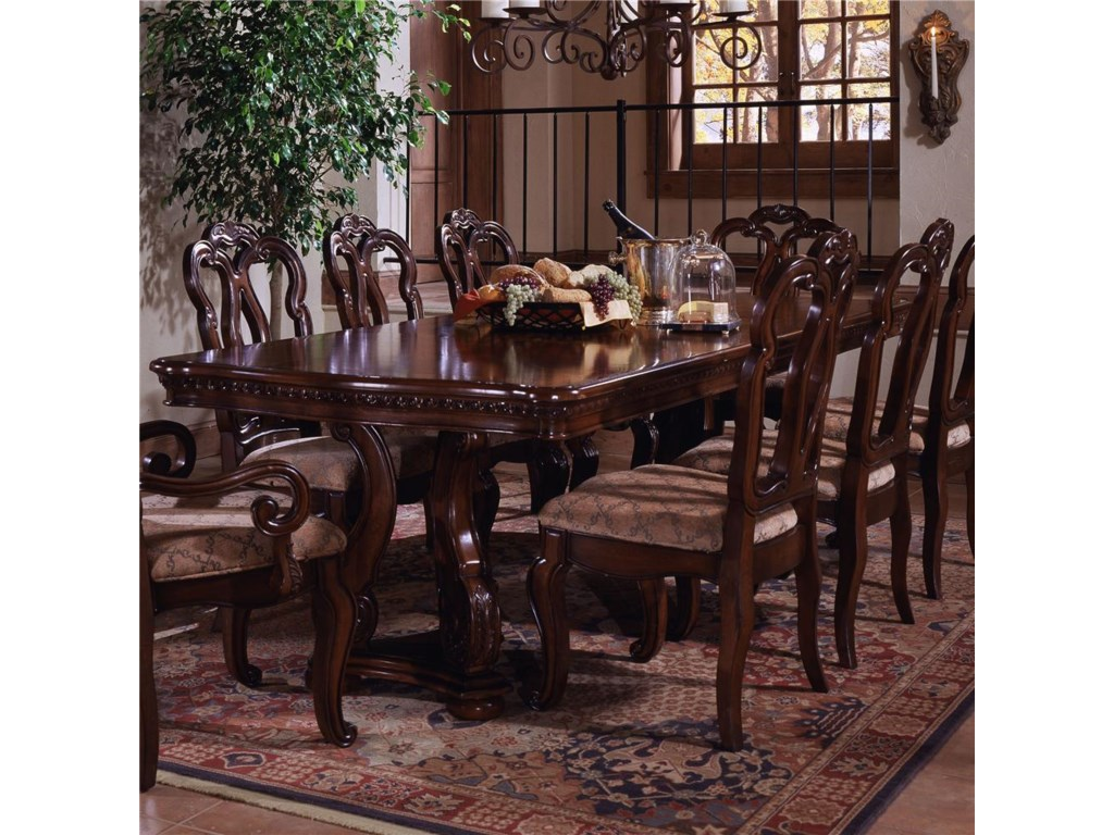 Morris Home Furnishings San MarinoFormal Dining Table