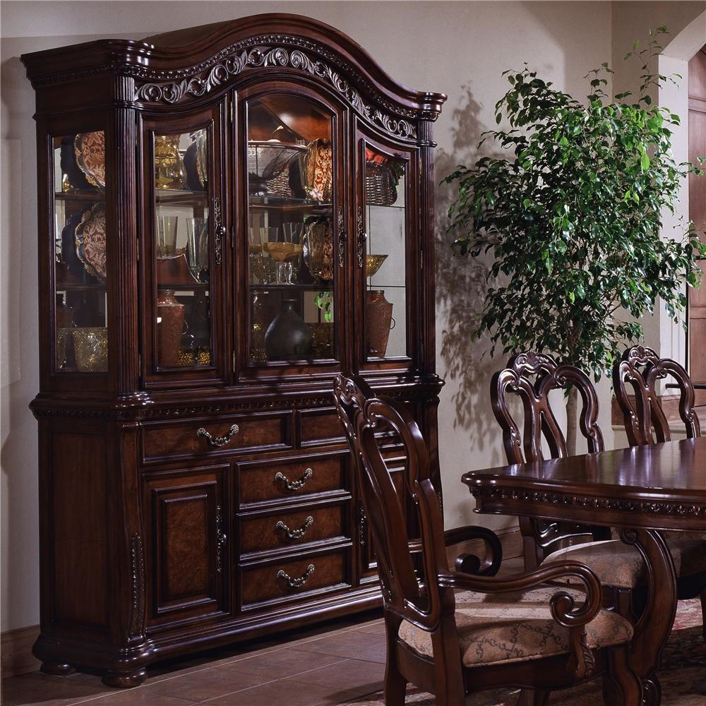 Samuel Lawrence San MarinoBuffet And Hutch