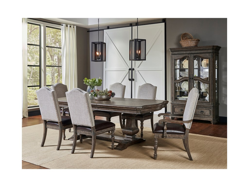 Samuel Lawrence Santa BarbaraFormal Dining Room Group