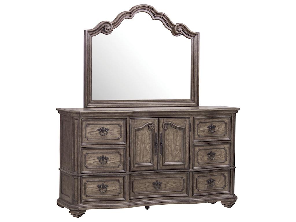 Samuel Lawrence MontecitoMontecito Dresser