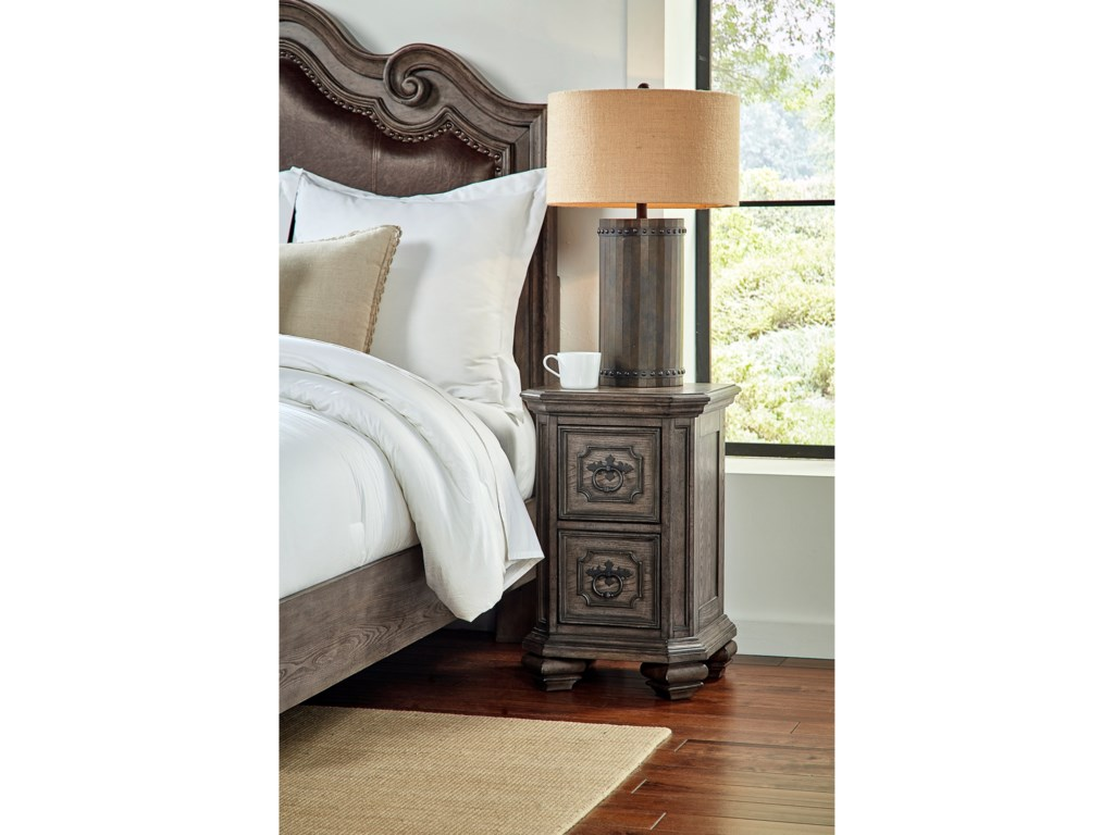 Samuel Lawrence MontecitoMontecito Small Nightstand