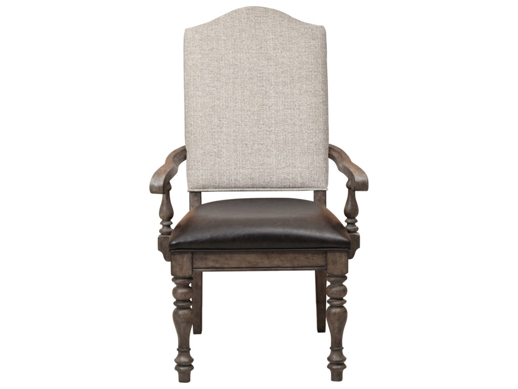 Samuel Lawrence Santa BarbaraUpholstered Arm Chair