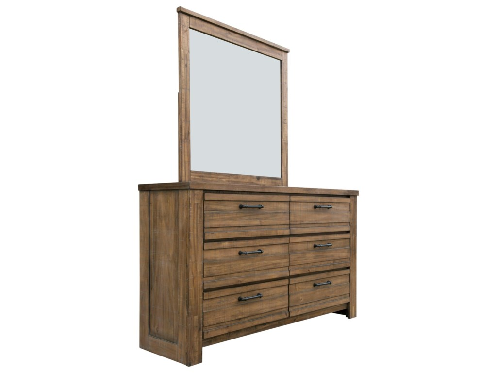 Samuel Lawrence RutherfordRutherford Drawer Dresser