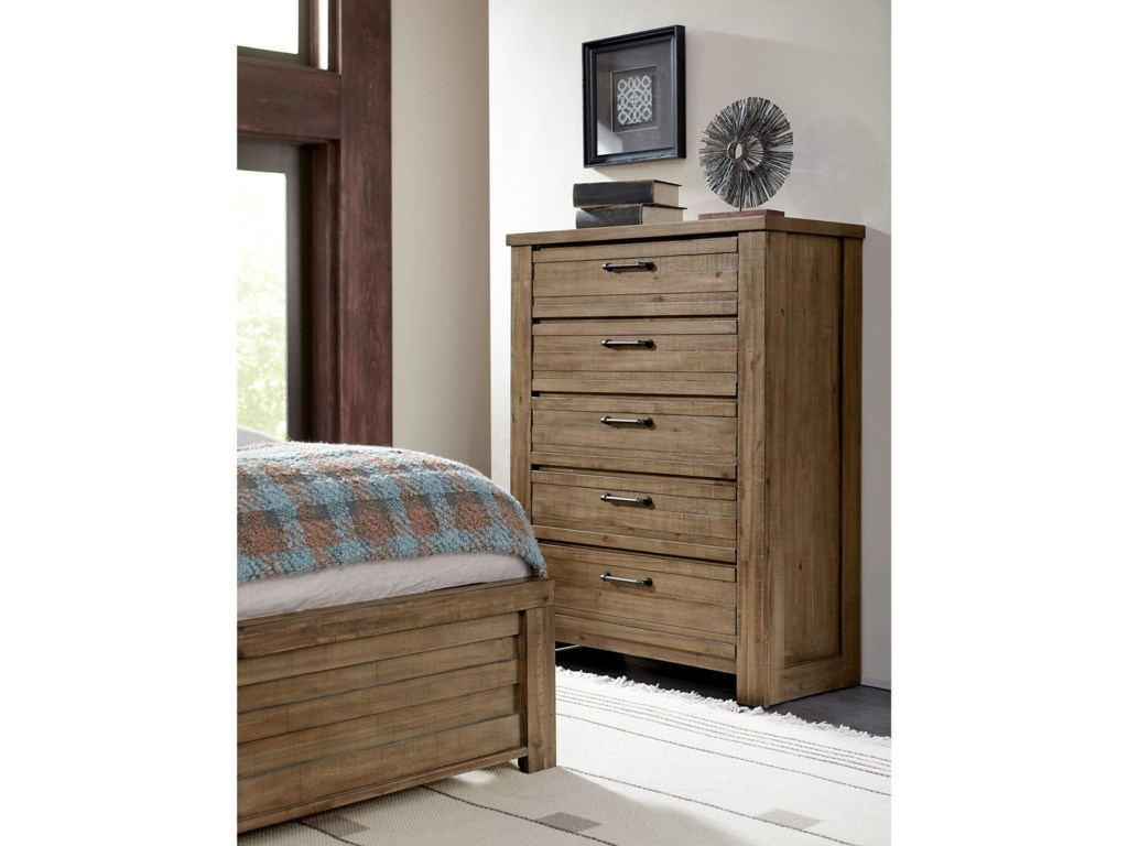 Morris Home Furnishings RutherfordRutherford Drawer Chest