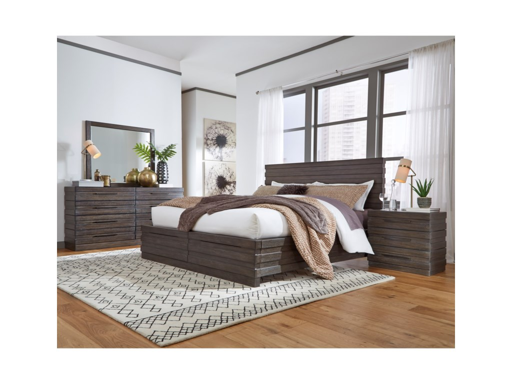 Samuel Lawrence StakhausKing Platform Bed