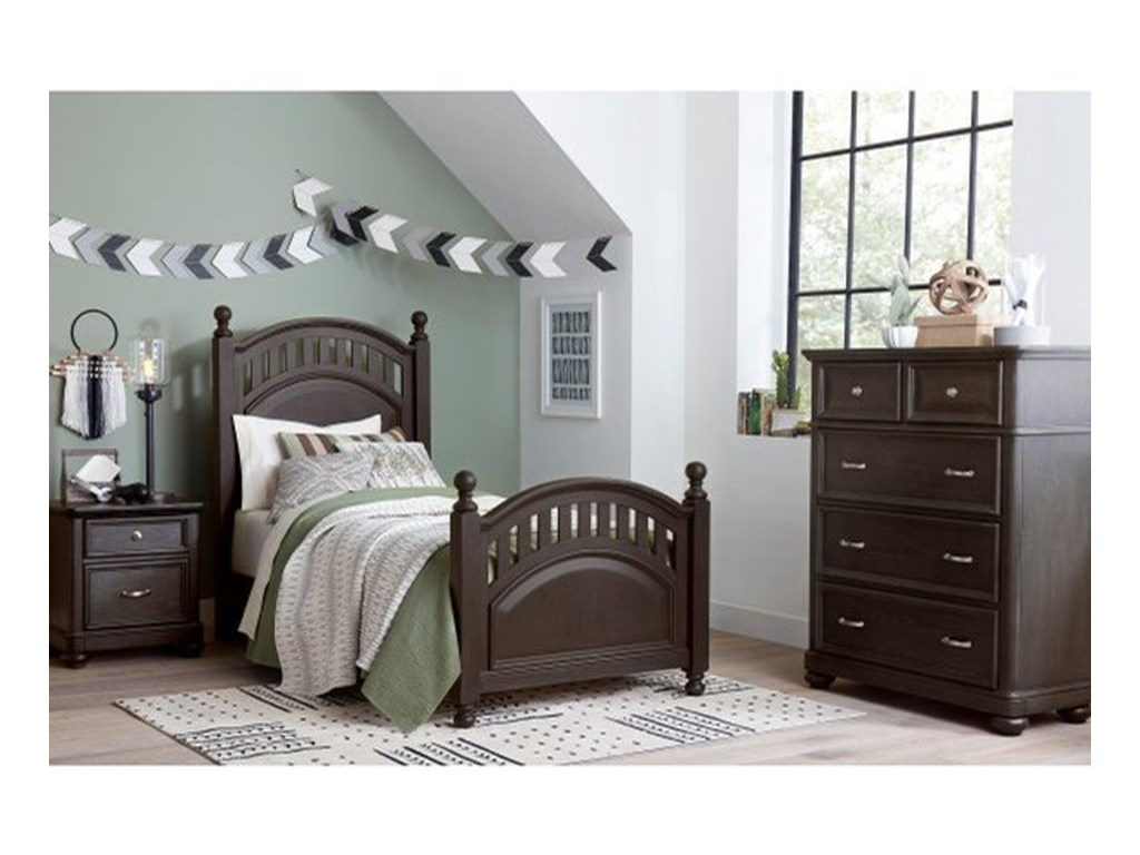 Samuel Lawrence TundraTwin Bedroom Group