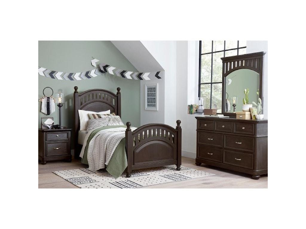 Samuel Lawrence TundraFull Bedroom Group