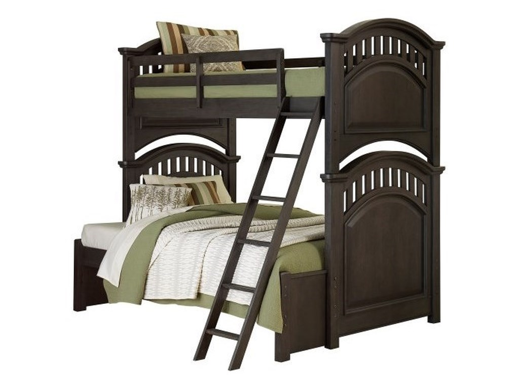 Samuel Lawrence TundraTwin/Full Bunk Bed
