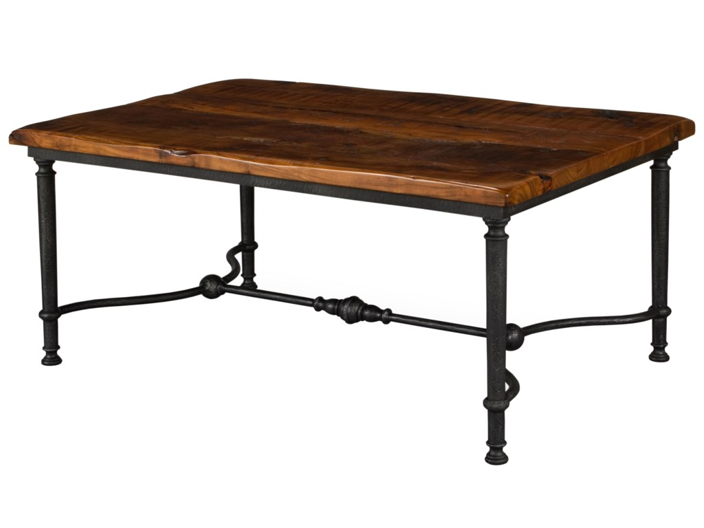 Sarreid Ltd Occasional Tables Lodge Tail Table