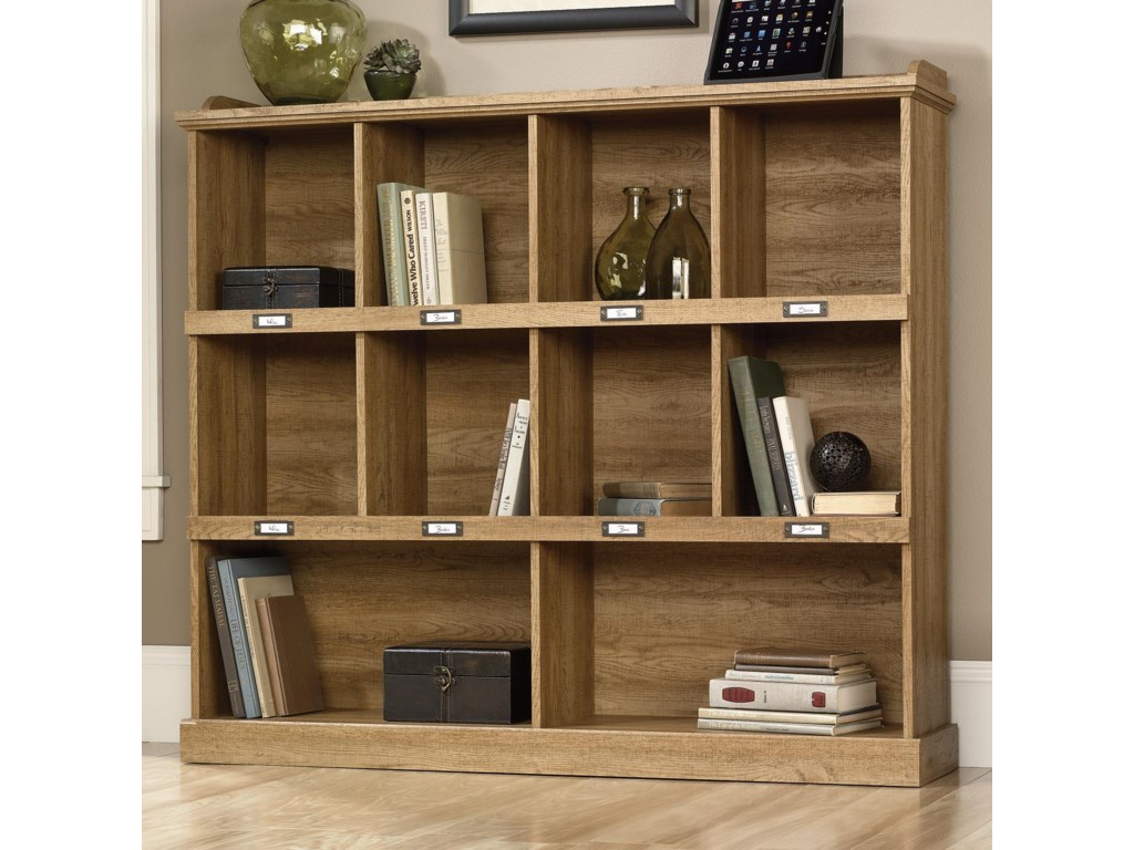 item and products height shelf cubby barrister threshold lane trim hole width with bookcase sauder storage lanebookcase cubbyhole