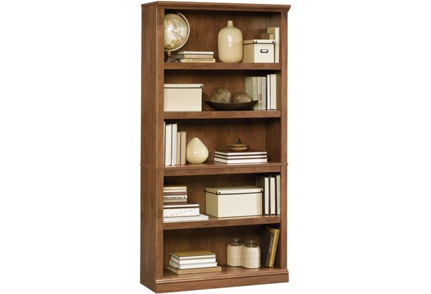 Bookcases 410367 5 Shelf Bookcase