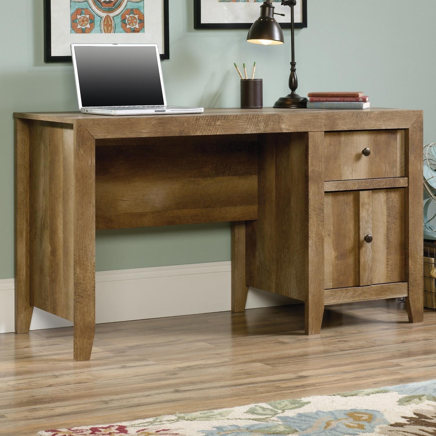 Sauder Desk Sauder Stockbridge Executive Trestle Desk