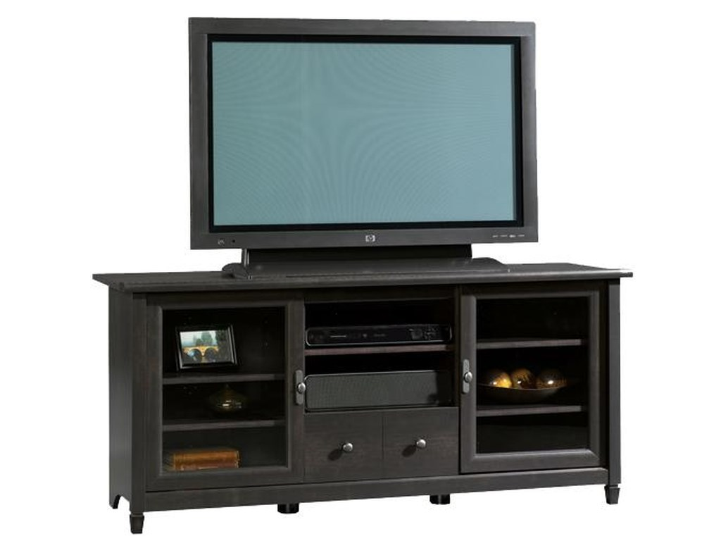 Sauder Edge WaterEntertainment Credenza