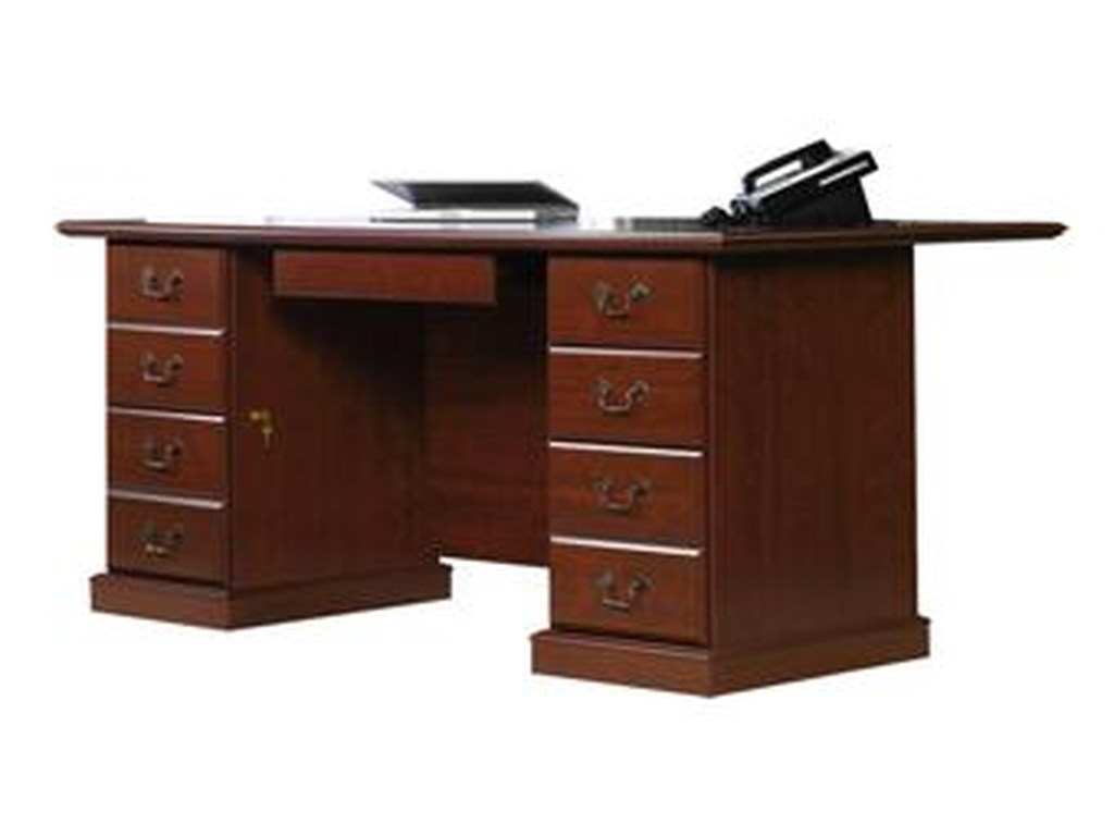 Sauder Heritage Hillexecutive Office Desk