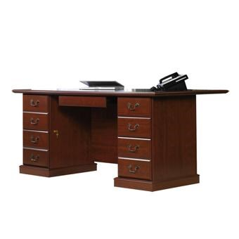 Sauder Heritage HillExecutive Office Desk ...