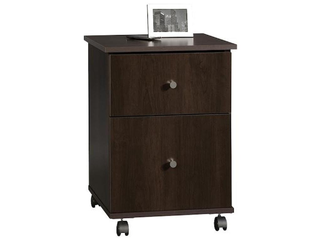 Sauder home officefile cart