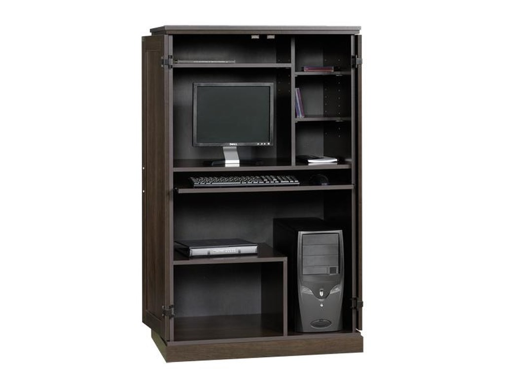 Sauder Home OfficeComputer Armoire