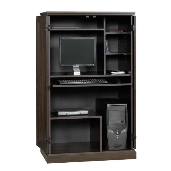 Home Office Classic Computer Armoire By Sauder
