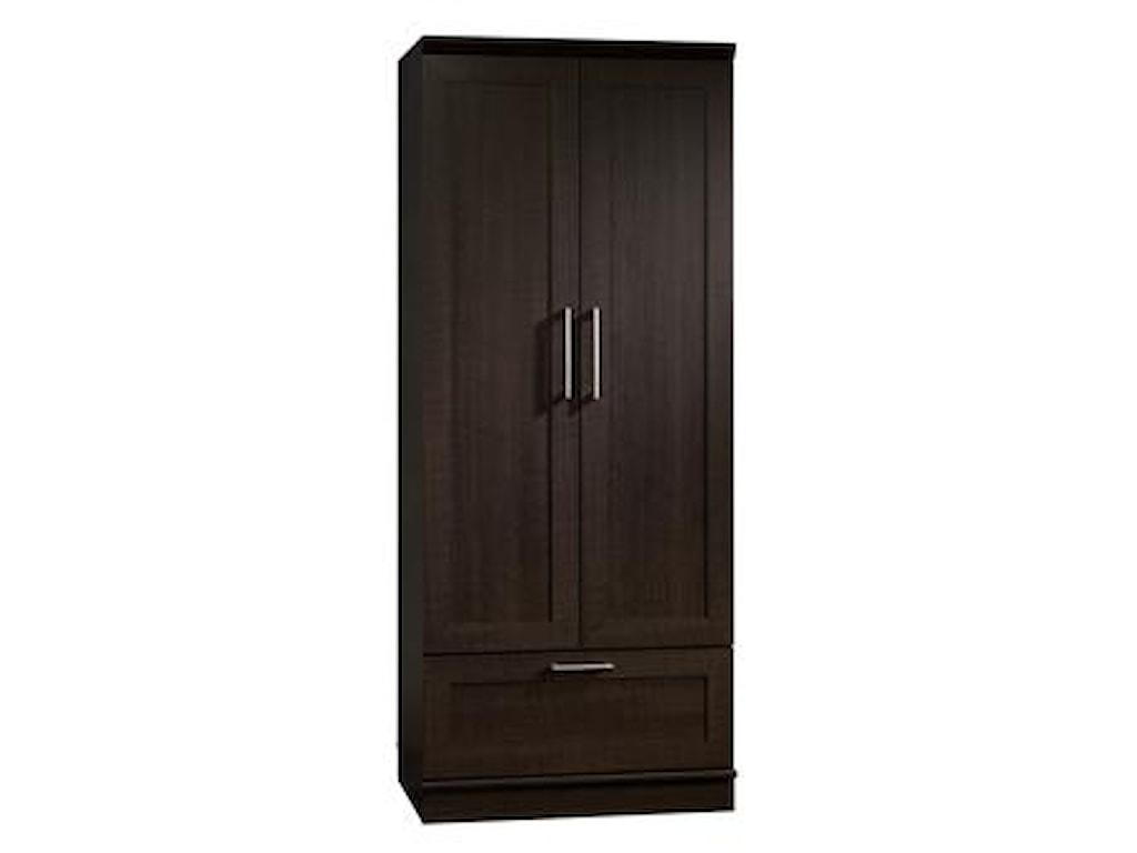 Sauder Homepluswardrobe Storage Cabinet