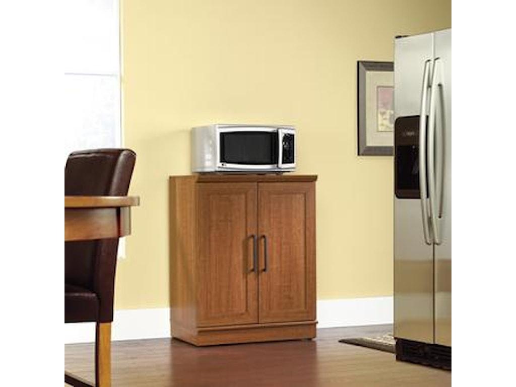 Sauder Homeplus 411967 Contemporary 2 Door Base Cabinet Becker