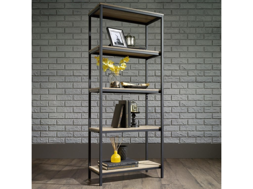Sauder North AvenueTall Bookcase