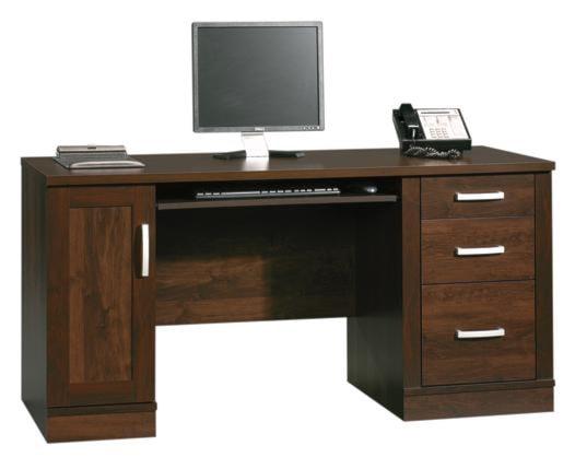 Sauder Office PortComputer Credenza