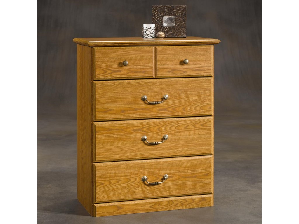 Sauder Orchard Hills4 Drawer Chest