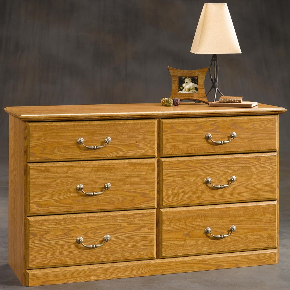 Lovely Sauder Orchard Hills6 Drawer Dresser