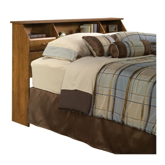 Sauder Shoal Creek Full Queen Bookcase Headboard Westrich