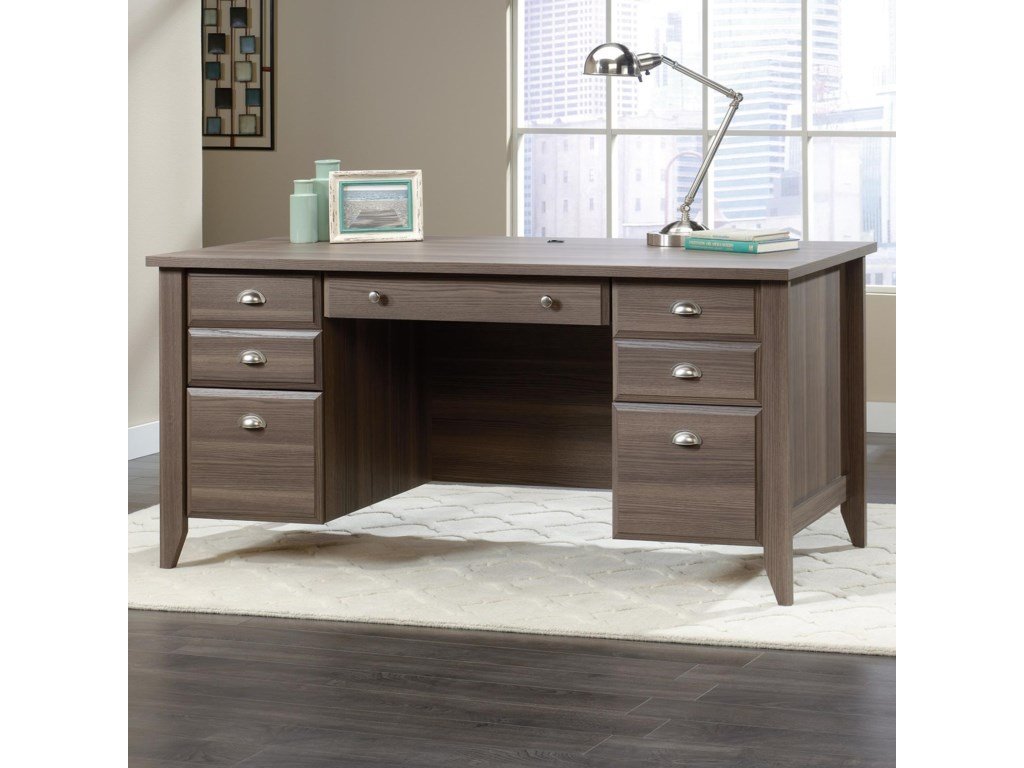 Sauder Shoal CreekExecutive Office Desk