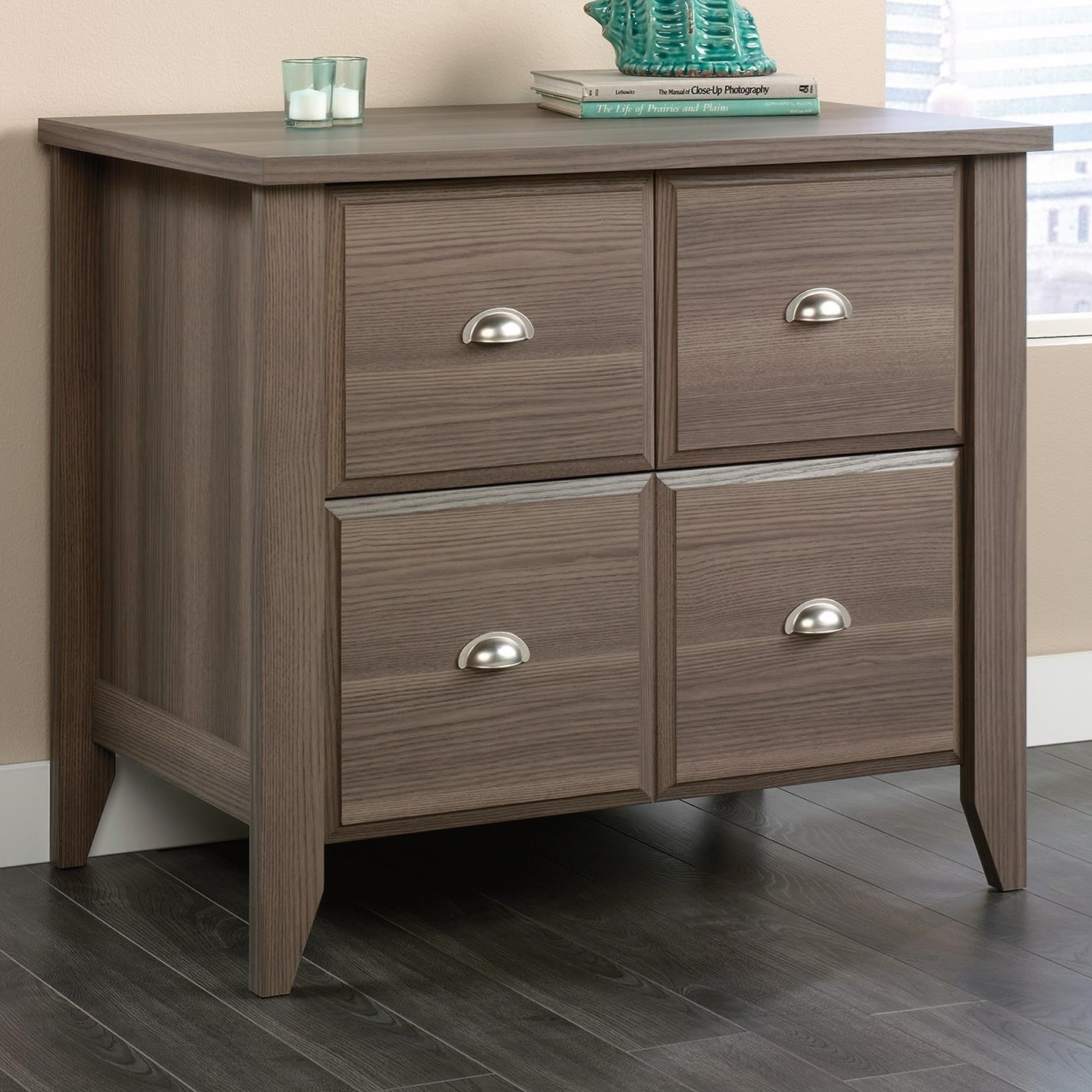 Charmant Sauder Shoal CreekLateral File Cabinet ...