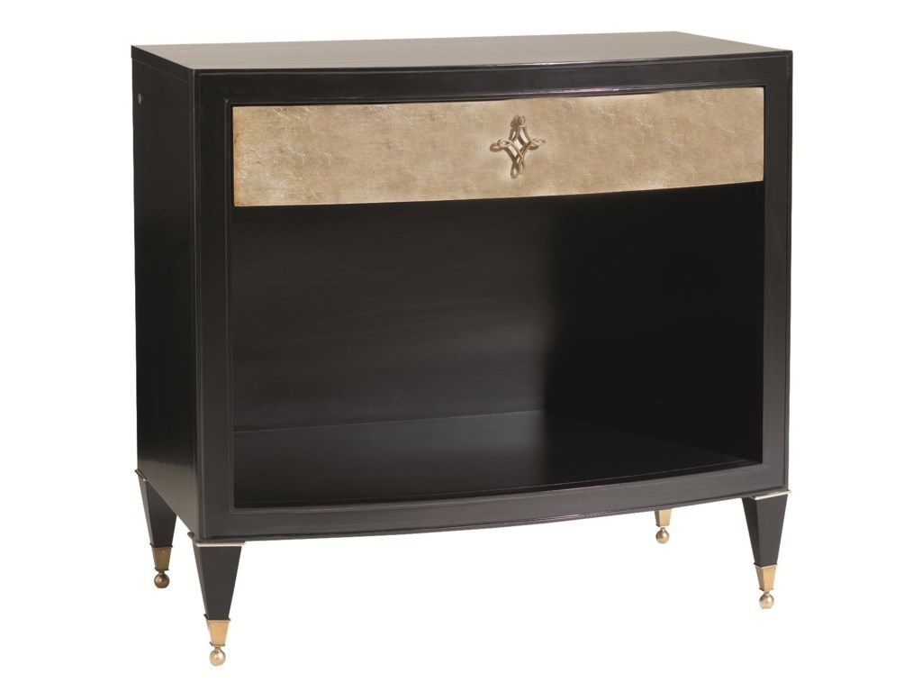 Caracole Classic Contemporary by CaracoleOne Night Stand Bedside Table