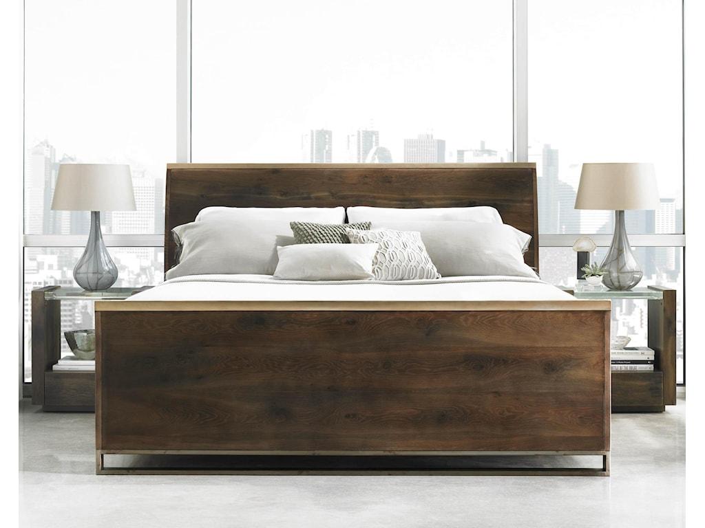 Schnadig Modern ArtisanNight Cap Queen Bed