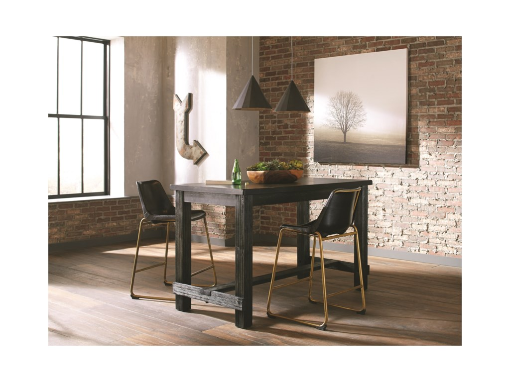 Scott Living BynumCounter Height Stool