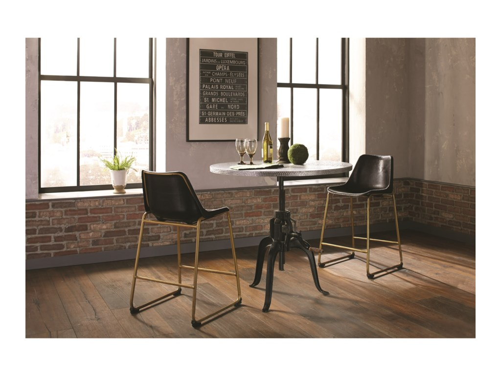 Scott Living 102967Counter Height Stool