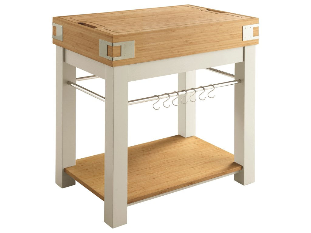 Scott Living 10298Kitchen Island