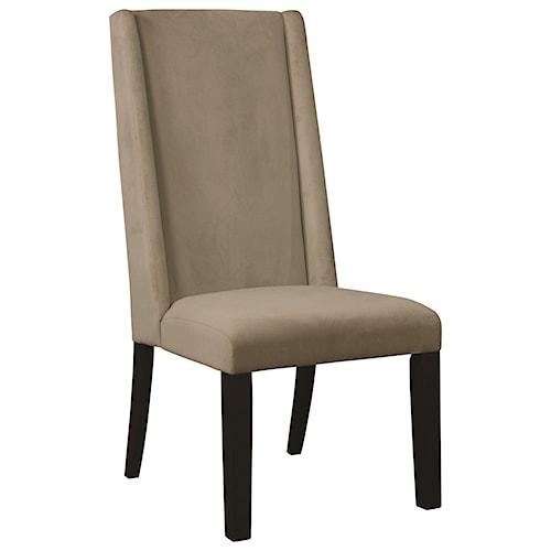 Scott Living 10312 Demi-Wing Parson Chair