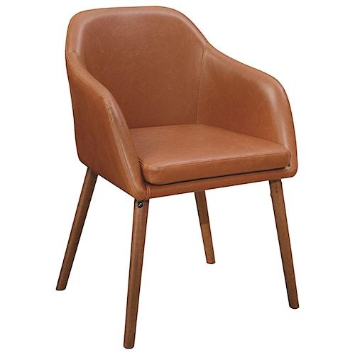 Scott Living 103547 Upholstered Dining Chair