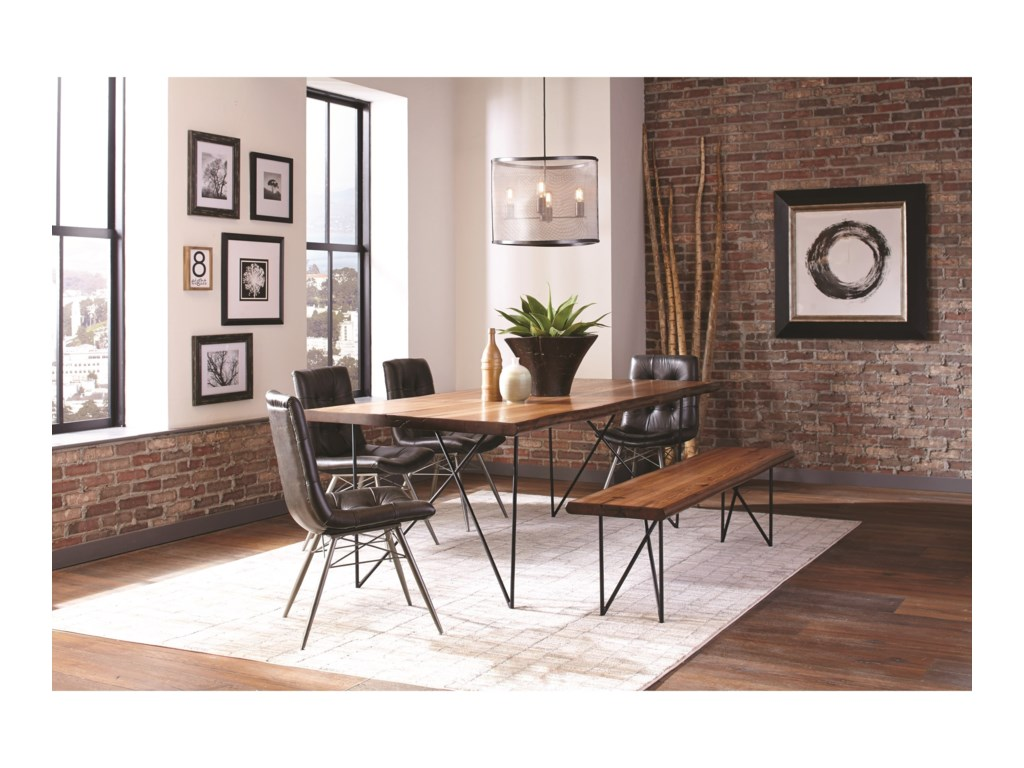 Scott Living 107852Dining Chair