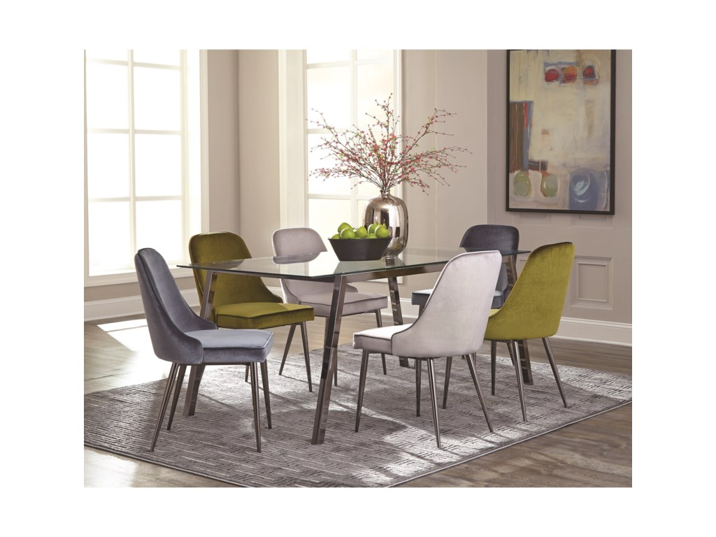 Scott Living 10795Dining Chair