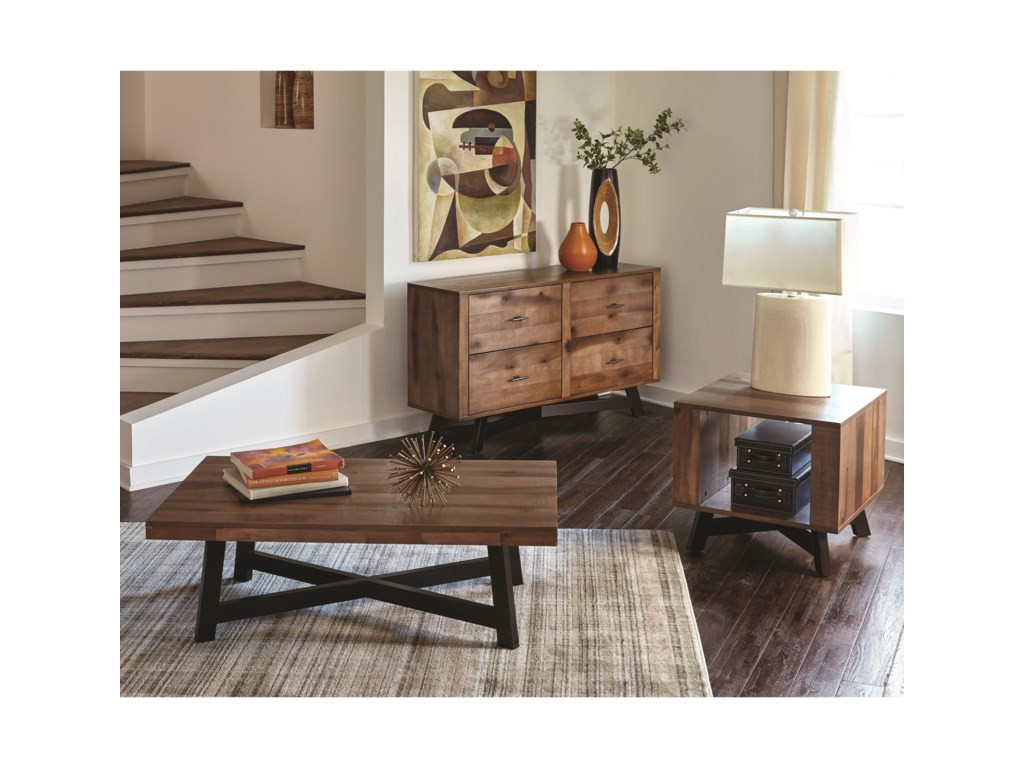 Scott Living CompositionEnd Table