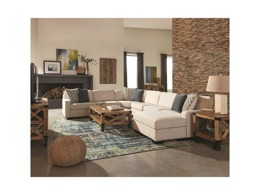 Scott Living 70554End Table