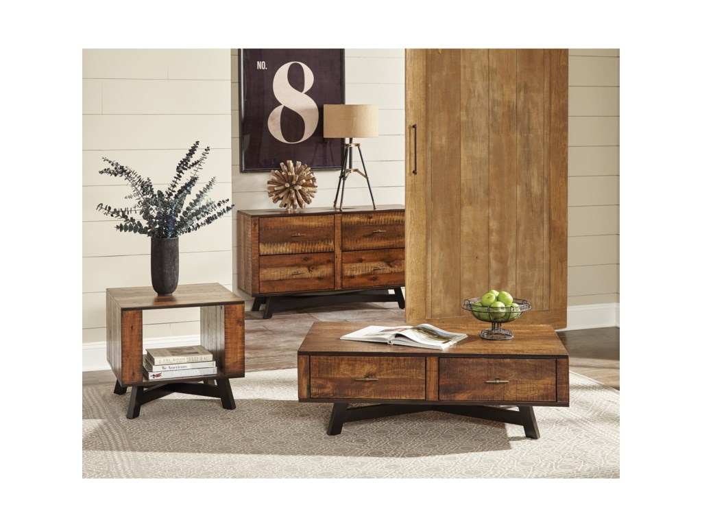 Scott Living 70563Sofa Table
