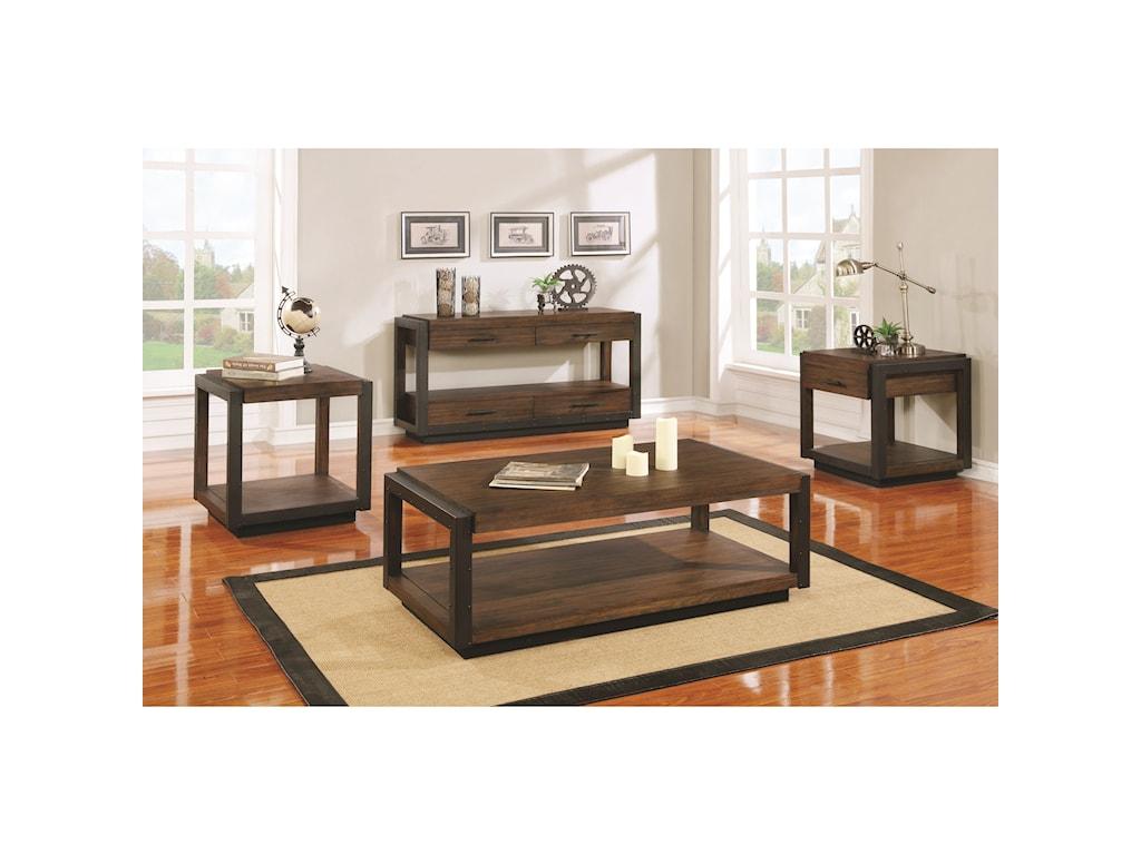 Scott Living 70565End Table