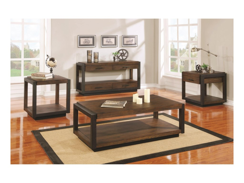 Scott Living 70565Coffee Table