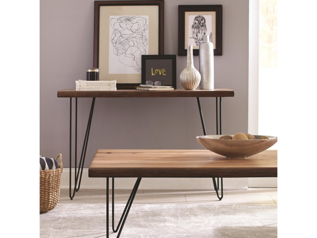 Scott Living 70566Sofa Table